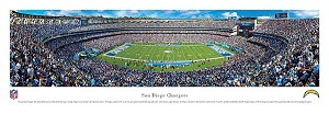 San Diego Chargers Stadium Picture