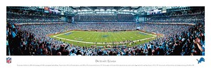 Detroit Lions Stadium Picture