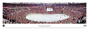 Washington Capitals Verizon Center Arena Picture