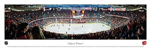 Calgary Flames Scotiabank Saddledome Arena Picture