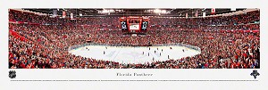 Florida Panthers Bank Atlantic Center Arena Picture