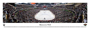 Minnesota Wild Xcel Energy Center Arena Picture 2