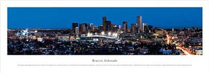 Denver, Colorado Panoramic Picture 4