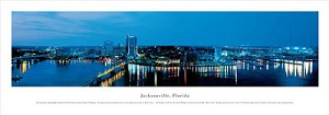 Jacksonville, Florida Panoramic Picture