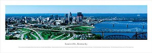 Louisville, Kentucky Panoramic Picture 1