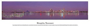 Memphis, Tennessee Panoramic Picture 1