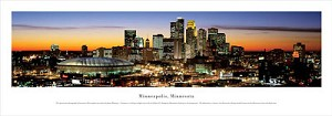 Minneapolis, Minnesota Panoramic Picture 5