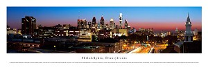 Philadelphia, Pennsylvania Panoramic Picture 5