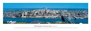 Philadelphia, Pennsylvania Panoramic Picture 2