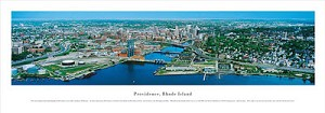 Providence, Rhode Island Panoramic Picture