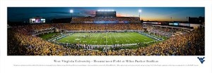 West Virginia University Stadium Picture