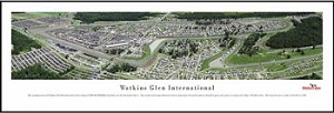 Watkins Glen International Skyline Picture