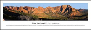 Zion National Park Skyline Picture 3