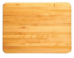 Pro Series 23 Inch Wide Reversible with Groove Cutting Board