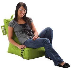 Big Joe Video Lounger Bean Bag Spicy Lime