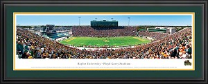Baylor University Floyd Casey Stadium Deluxe Framed Picture