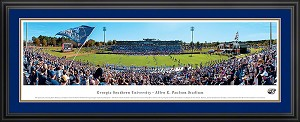 Georgia Southern Allen E. Paulson Stadium Deluxe Framed Picture