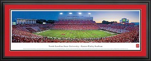 North Carolina State University Carter-Finley Stadium Deluxe Framed Picture