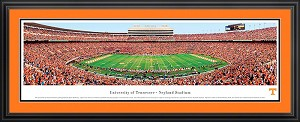 University of Tennessee Neyland Stadium Deluxe Framed Picture