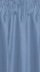 Blue Tier Curtains