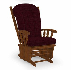 Replacement Glider Rocker Cushion Set
