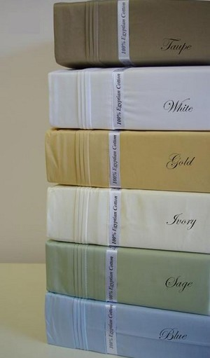 King Size 1500 Thread Count Egyptian Cotton Sheets