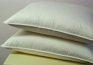 King 300 Thread Count Down Alternative Pillow Set Of 4