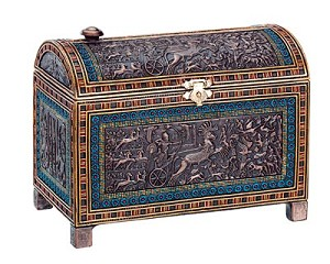 Egyptian Jewelry Box