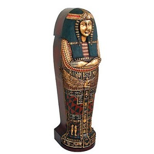 Queen Sarcophagus Cd Holder