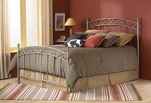 Ellsworth New Brown Finish Headboard