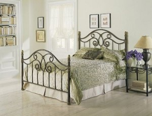 Dynasty Bed Set With Frame Autumn Brown