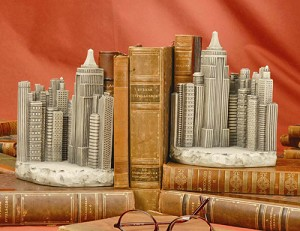 New York City Bookend Set