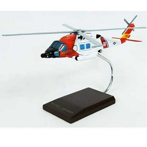 HH-60J Jayhawk Military Helicopter Model
