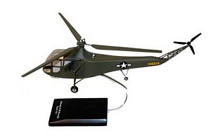 Sikorsky R-4 Hoverfly Military Helicopter Model
