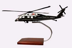 VH-60D Seahawk Military Helicopter Model