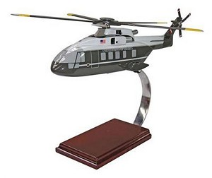 VH-71 Kestrel Military Helicopter Model