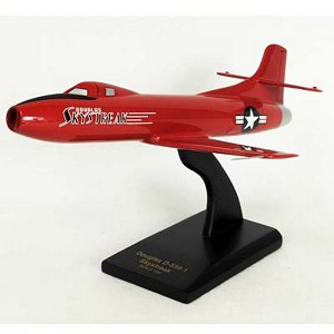 D-558-2 Skyrocket Space Aircraft Model