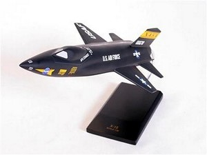 X-15 Space Aircraft Model