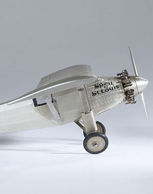 Spirit of St. Louis Airplane Model