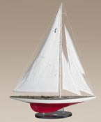 J-Yacht Ranger 1937 Large Model Sail Boat