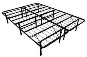 Full Or Double Size Steel  Base Bed Frame
