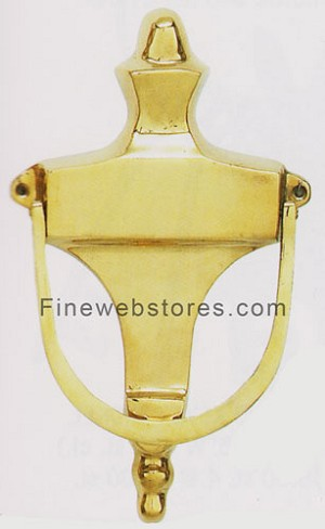Gold Door Knocker