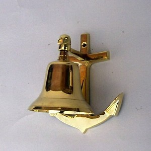 Anchor Wall Bell
