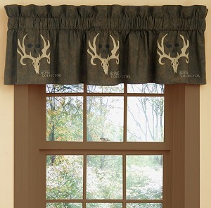 Bone Collector Valance for Windows