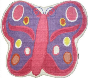 "Butterfly Rug 35"" X 39"""