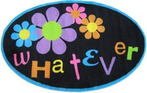"Whatever Rug 31""X 51"""