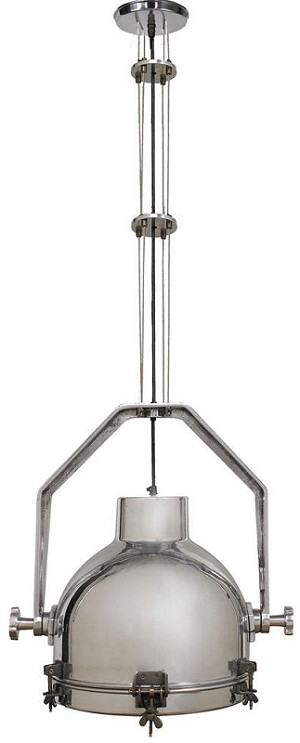 Main Hold Lamp Hanging Ceiling Lamp Nautical Lighting