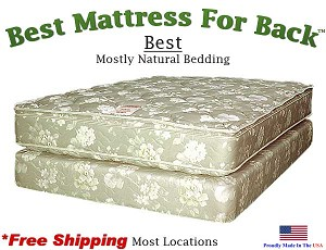 Queen XL Best, Best Mattress For Back