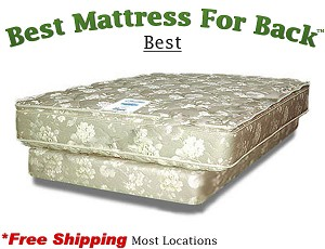 Expanded Queen Best, Best Mattress For Back