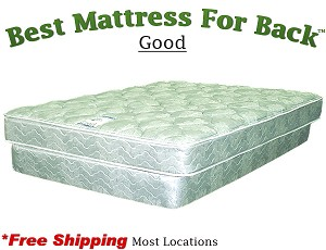 Expanded Queen Good, Best Mattress For Back